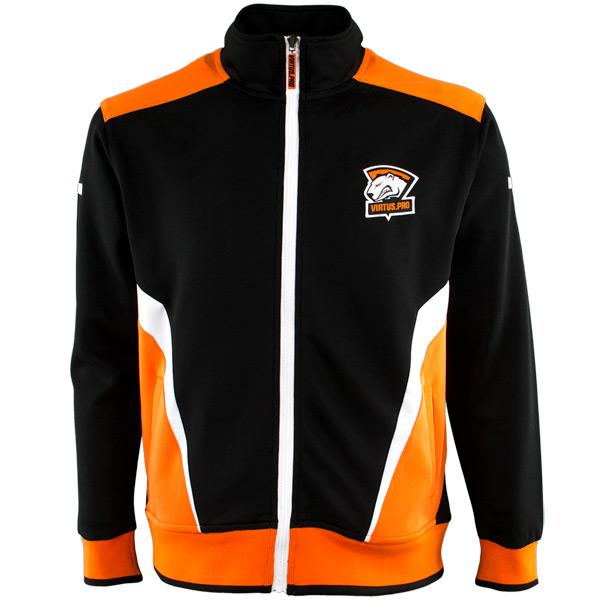 Спортивная куртка Virtus.pro L FVPSOCCER17BK000L