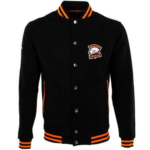 Колледж-куртка Virtus.pro XXL FVPCOLLEG17BK0XXL