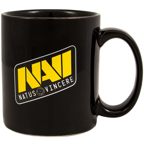 Кружка Natus Vincere Black FNVFANMUG17BK