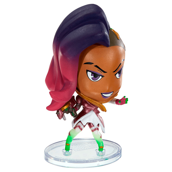 Фигурка Blizzard Cute But Deadly Overwatch Peppermint Sombra