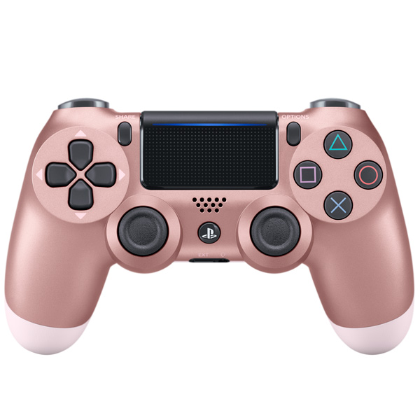 Геймпад для консоли PS4 PlayStation DualShock v2 Rose Gold (CUH-ZCT2E)
