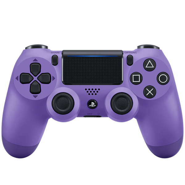 Геймпад для консоли PS4 PlayStation DualShock v2 Electric Purple (CUH-ZCT2E)