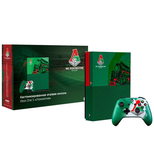 Игровая консоль Xbox One Xbox One Rainbo S 1TB
