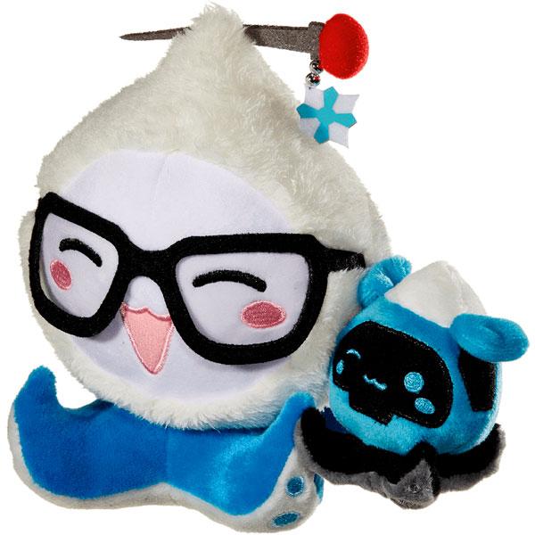 Мягкая игрушка Blizzard Overwatch Pachimeiri Snowmari