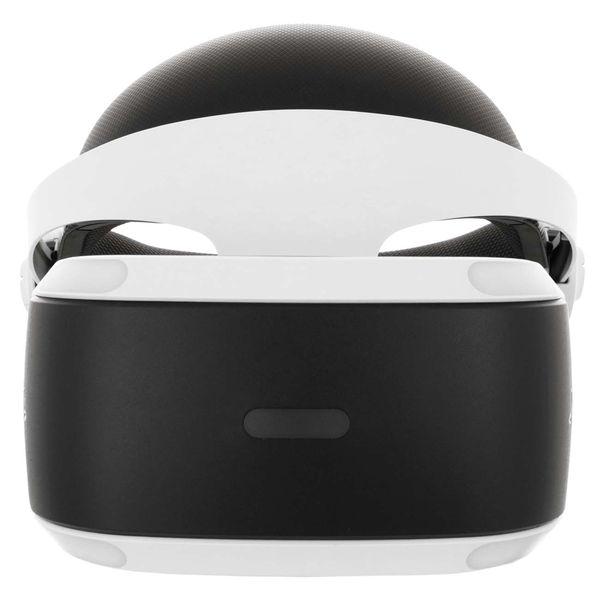 Шлем виртуальной реальности PlayStation VR с камерой + 5 игр