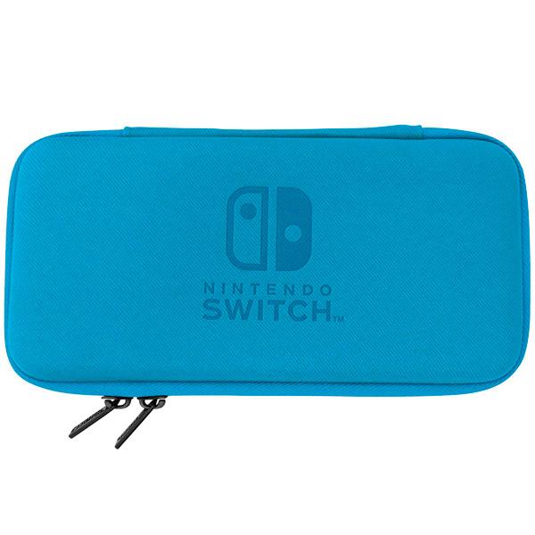 Чехол Hori Slim Hard Blue д/Nintendo Switch Lite (NS2-012U)