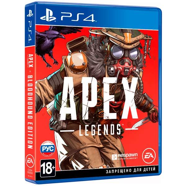 PS4 игра EA Apex Legends. Bloodhound Edition