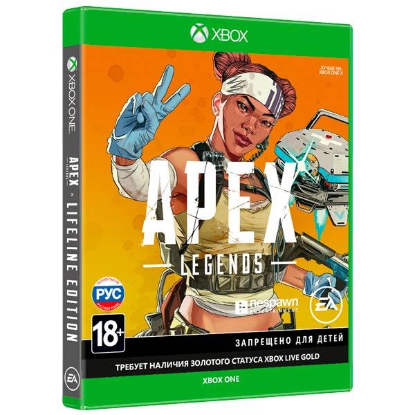 Xbox One игра EA Apex Legends. Lifeline Edition