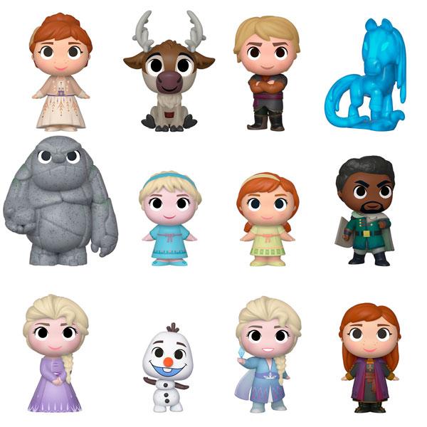 Фигурка Funko Mystery Minis: Frozen 2: 12PC
