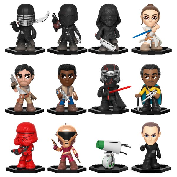 Фигурка Funko Mystery Minis: Star Wars Ep 9: 12PC