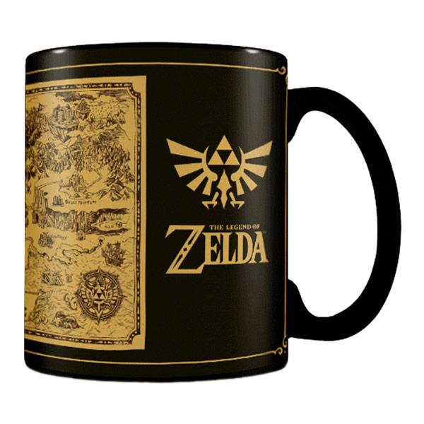 Сувенир Pyramid Кружка The Legend of Zelda: Map фото