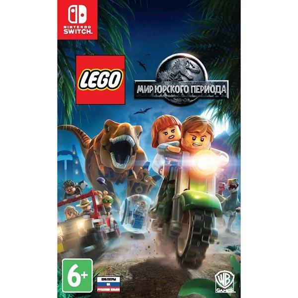 Nintendo Switch игра WB LEGO Мир Юрского Периода