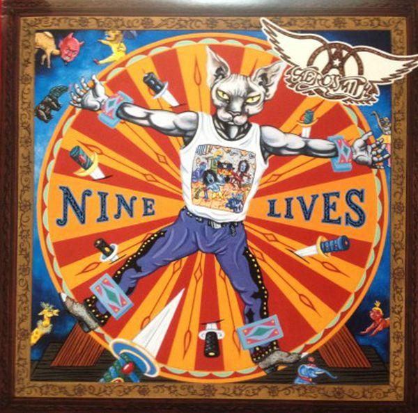 Виниловая пластинка Sony Music Aerosmith:Nine Lives