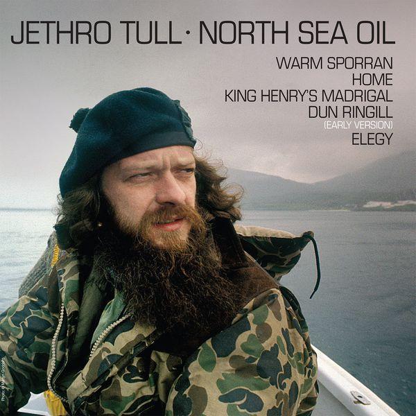 Виниловая пластинка Parlophone Jethro Tull:North Sea Oil EP