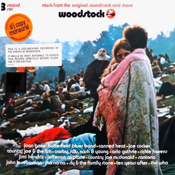 Виниловая пластинка Warner Music, Woodstock:Music From The OST and More, Vol. 1  - купить со скидкой