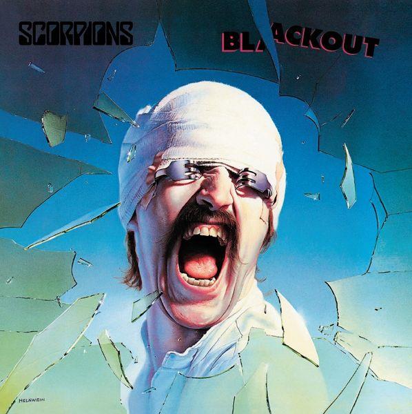 Виниловая пластинка Sony Music Scorpions:Blackout
