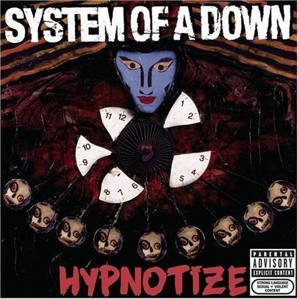 Виниловая пластинка Sony Music System Of A Down:Hypnotize
