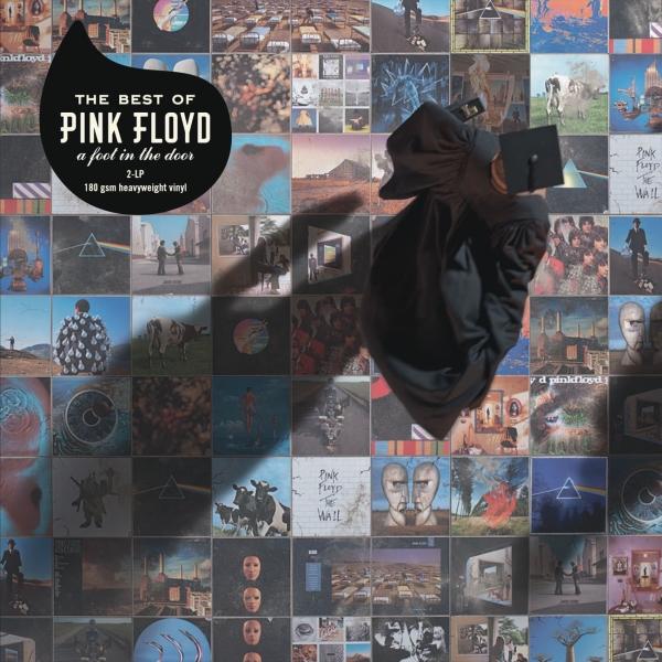 Виниловая пластинка Parlophone Pink Floyd:A Foot In The Door:Best Of Pink Floyd