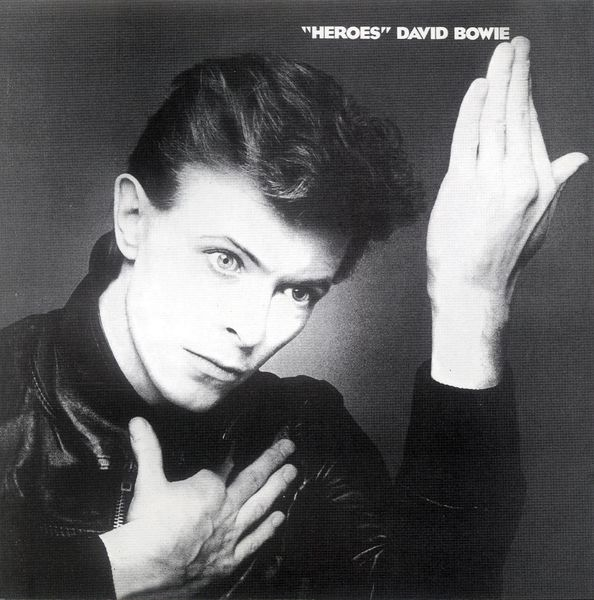 Виниловая пластинка Parlophone David Bowie David:Heroes PARLOPHONE