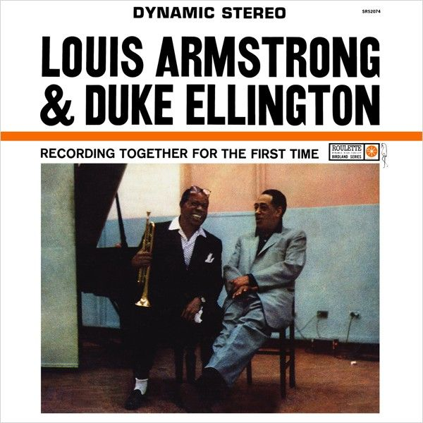 Виниловая пластинка Warner Music Armstrong /Ellington:Together For The First Time