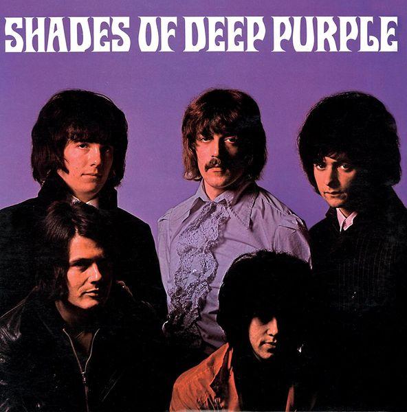 Виниловая пластинка Warner Music Deep Purple:Shades Of Deep Purple (Stereo)