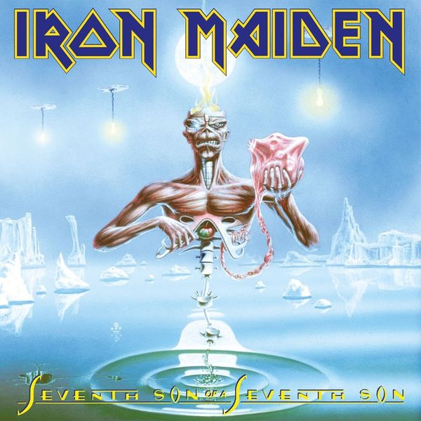 Виниловая пластинка Parlophone Iron Maiden:Seventh Son Of A Seventh Son PARLOPHONE
