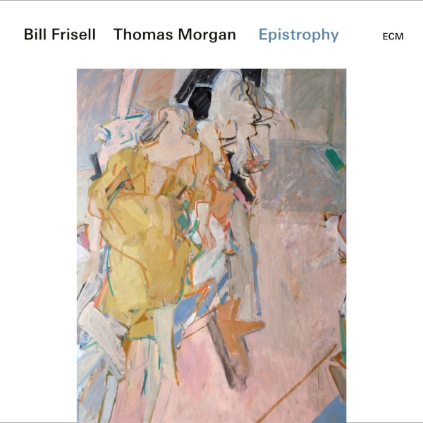 Виниловая пластинка ECM Bill Frisell / Thomas Morgan:Epistrophy фото