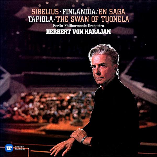 Виниловая пластинка Warner Music Classic Karajan:SibeliusFinlandiaKareliaEnSagaValseTriste