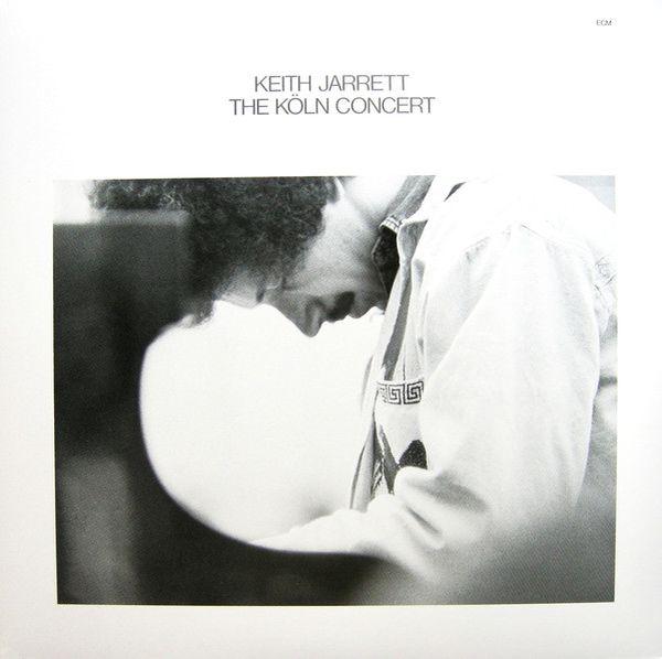 Виниловая пластинка ECM Keith Jarrett:The Koln Concert фото