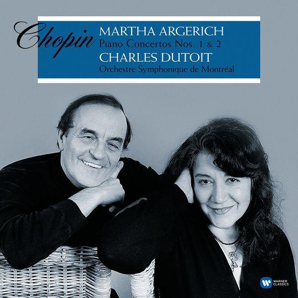 Виниловая пластинка Warner Music Classic Martha Argerich:Chopin: Piano Concertos Nos. 1