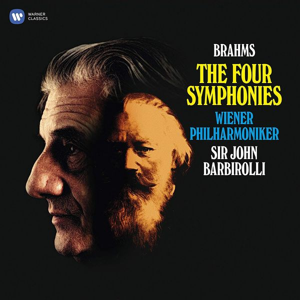 Виниловая пластинка Warner Music Classic Wiener Phil. SJ Barbirolli:Brahms: Symphonies 1-4 carl karlweis wiener kinder