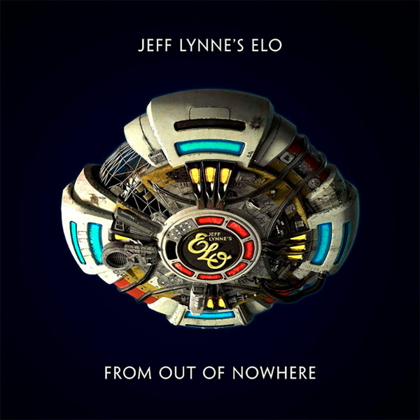 Виниловая пластинка Warner Music Jeff Lynne's ELO:From Out Of Nowhere/Black Vinyl