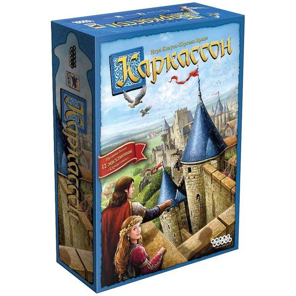 Настольная игра Hobby World Каркассон (915138)