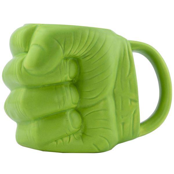 Сувенир Paladone Кружка Marvel: Avengers Hulk - характеристики, техническое описание в интернет-магазине М.Видео - Москва - Москва