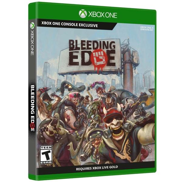 Xbox One игра Microsoft — Bleeding Edge
