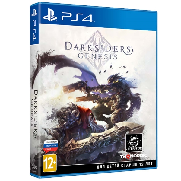 PS4 игра THQ Nordic Darksiders Genesis фото
