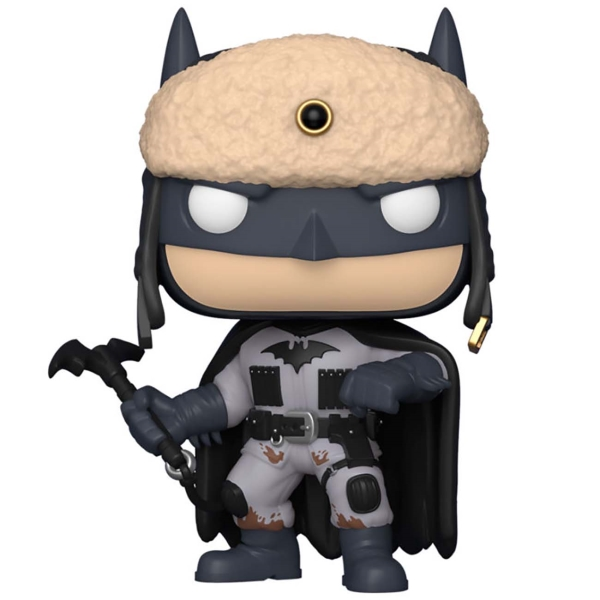 Фигурка Funko POP! Batman 80th: Red Son Batman фото