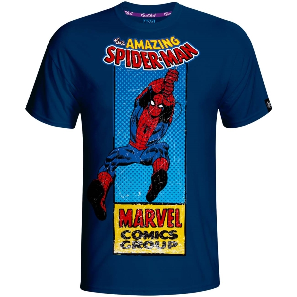 Футболка Good Loot Marvel Spiderman Comics мужская - XS
