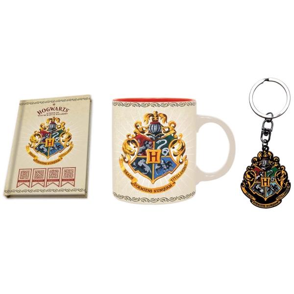 Сувенир ABYstyle Кружка+Брелок+З/книжка Harry Potter: Hogwarts фото