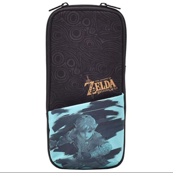 Аксессуар для игровой приставки Hori — Slim pouch Zelda: Breath of the wild (NSW-168U)