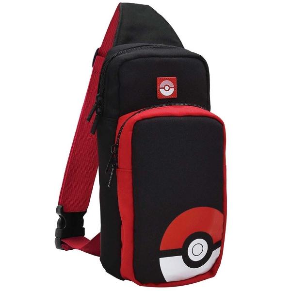 Аксессуар для игровой приставки Hori — Pokemon Trainer Pack Pokeball (NSW-170U)