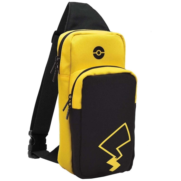 Аксессуар для игровой приставки Hori — Pokemon Trainer Pack Pikachu (NSW-171U)