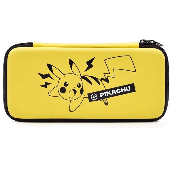 Аксессуар для игровой приставки Hori — Emboss case Pikachu (NSW-217U)