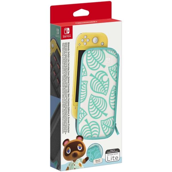 Аксессуар для игровой приставки Nintendo — Lite Чехол и пленка Animal Crossing New Horizons