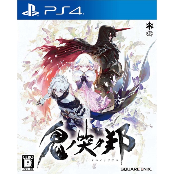 PS4 игра Square Enix Oninaki фото