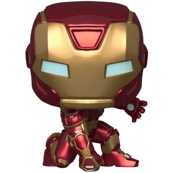 Фигурка Funko POP! Bobble: Avengers Game: Iron Man фото