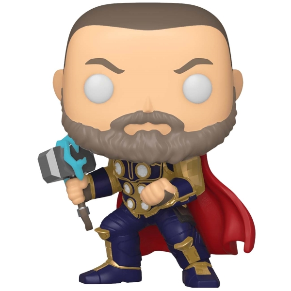 Фигурка Funko POP! Bobble: Avengers Game: Thor