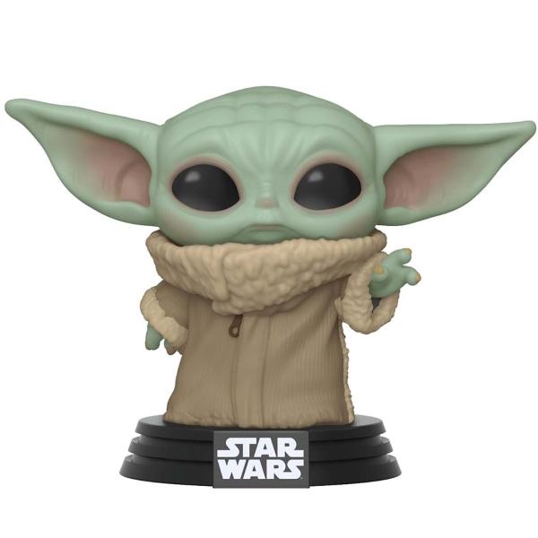 Фигурка Funko POP! Bobble: Star Wars: Mandalorian: The Child