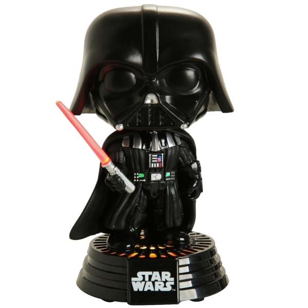 Фигурка Funko POP! Bobble: Star Wars: Darth Vader фото