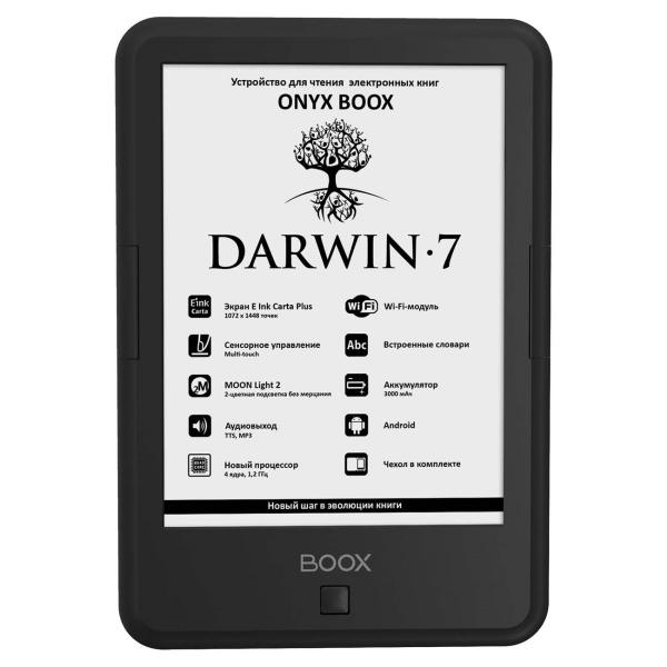 Электронная книга Onyx Boox Darwin 7 Black фото